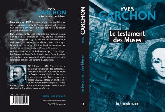 Carchon couv bleue